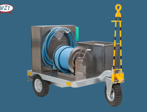 Cart, Water Disinfection